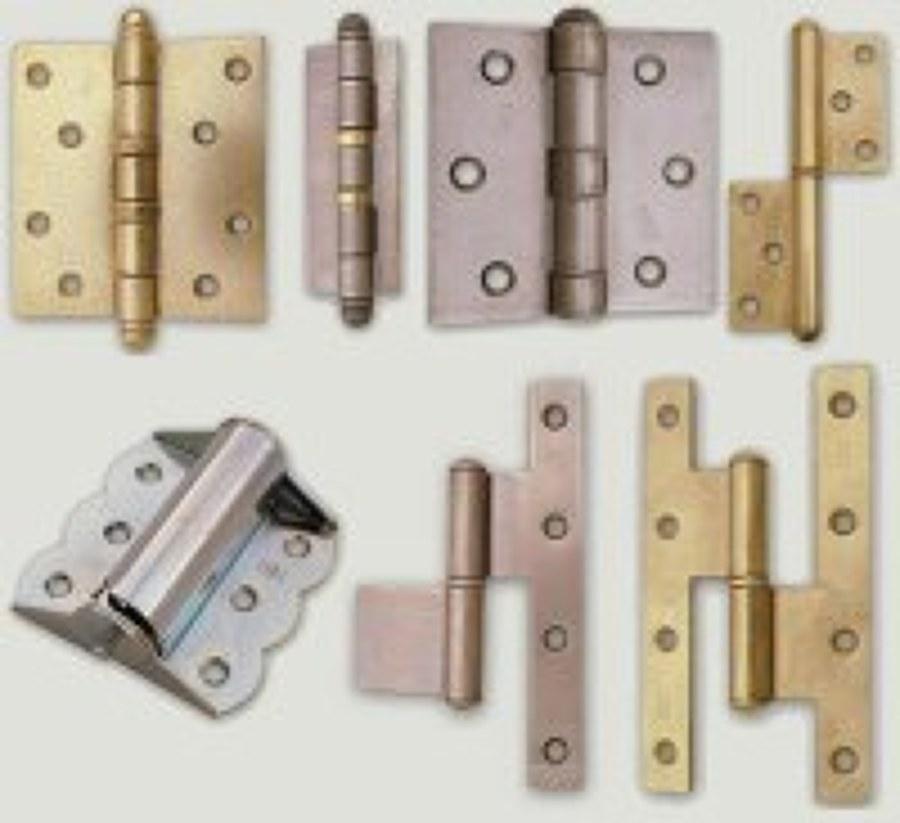 Bisagras para las puertas ideas puertas garaje for Puertas para piezas