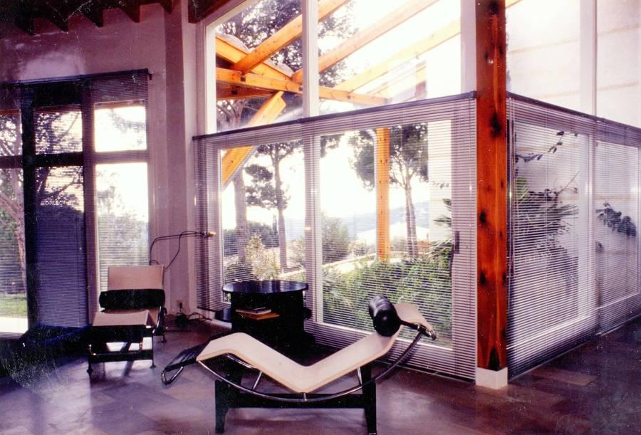 Vivienda unifamiliar aislada blanes ideas construcci n casas for Muebles blanes