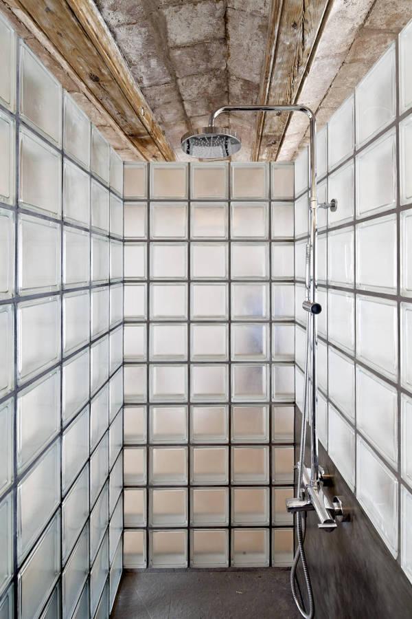 C mo decorar tu casa con cristal ideas cristaleros - Bloque de vidrio precio ...