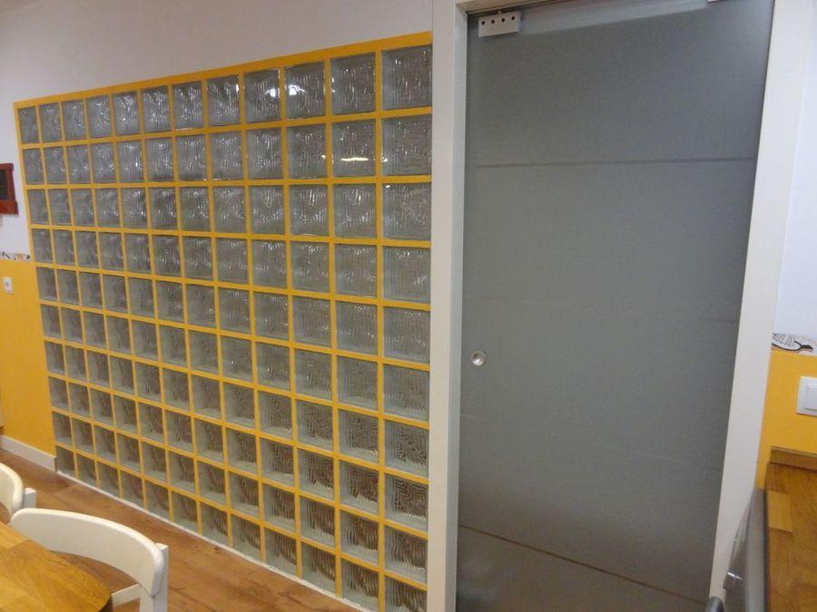 Foto bloques de vidrio de reformas francisco vigaray - Bloque de vidrio precio ...