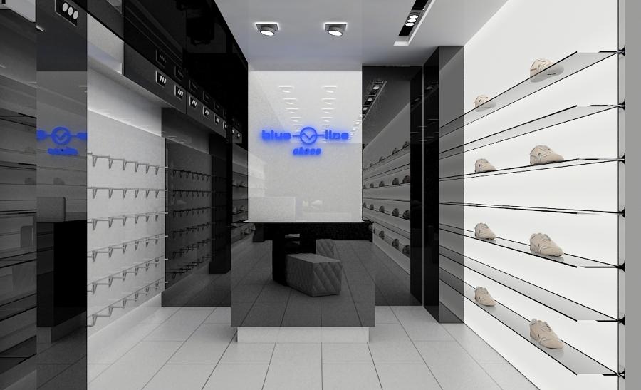 Foto blue line shoes accesories centro comercial - Centro comercial serrallo granada ...