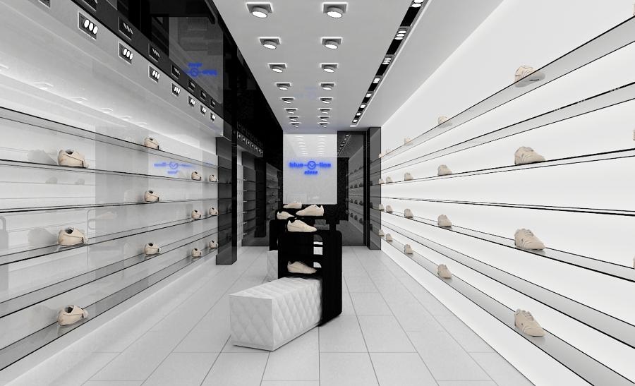 Blue line shoes accesories ideas reformas locales - Centro comercial serrallo granada ...