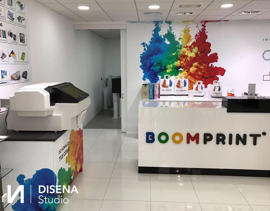 Boomprint