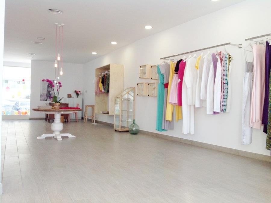 una boutique con toques n rdicos y vintage ideas decoradores