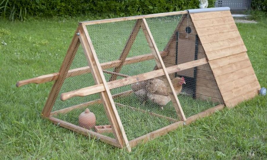 C mo hacer un gallinero en el jard n ideas jardineros for Casas para jardin de pvc