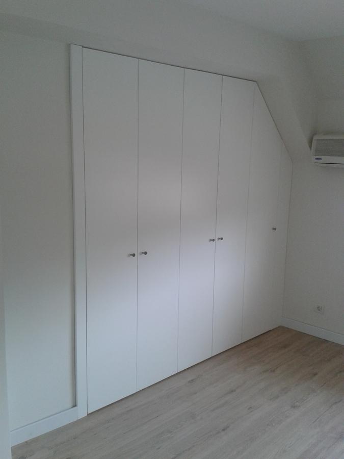 Instalaci n de armarios empotrados en mahadaonda ideas - Ideas armarios empotrados ...