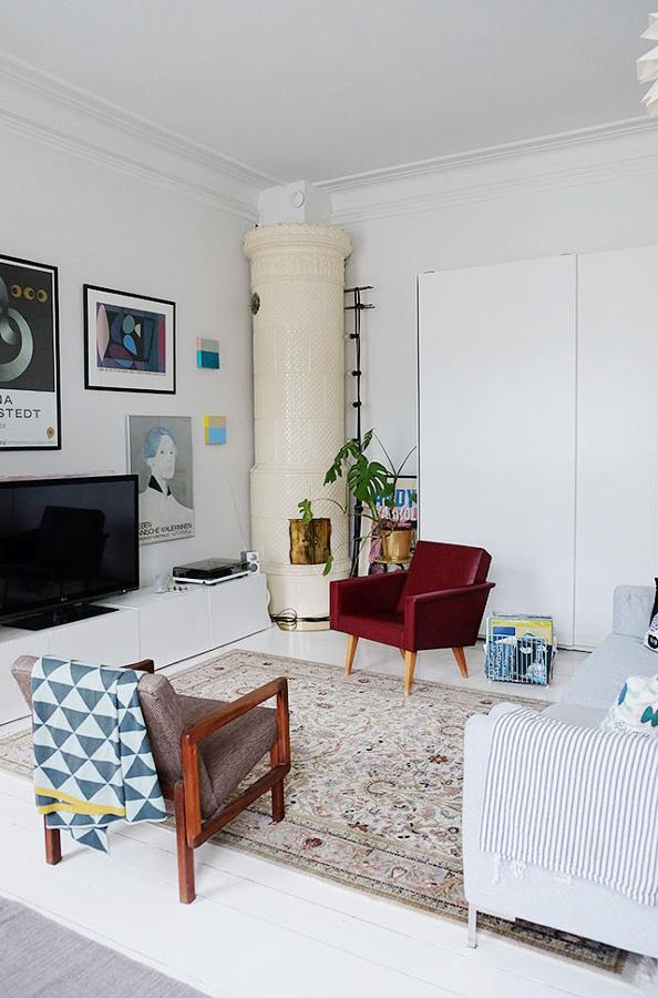 Foto butacas vintage de miv interiores 1440666 habitissimo - Miv interiores ...