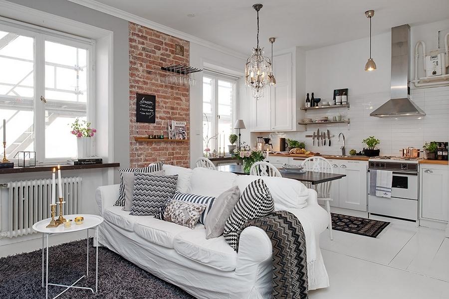 Es una buena idea unir la cocina y el sal n ideas for Cocinas y salones abiertos
