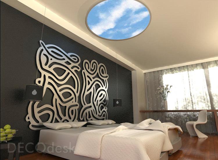 Cabeceros de cama a medida para hoteles ideas decoradores - Como hacer una cama de hotel ...