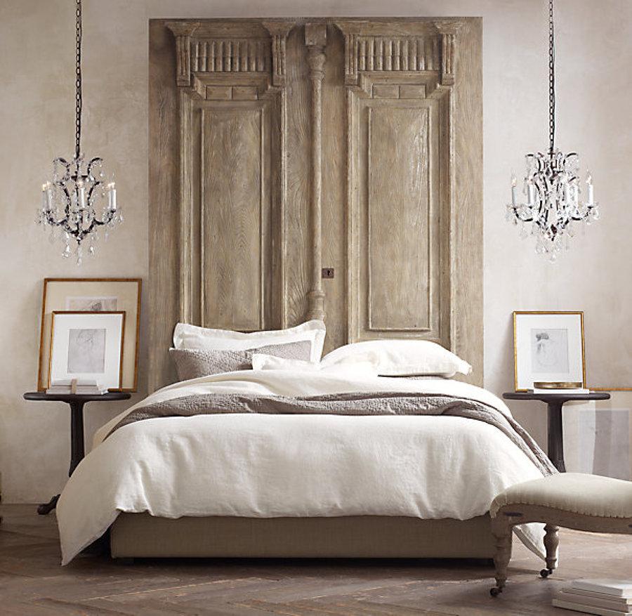 C mo hacer cabeceros de cama baratos y de madera ideas - Cabeceros baratos y originales ...