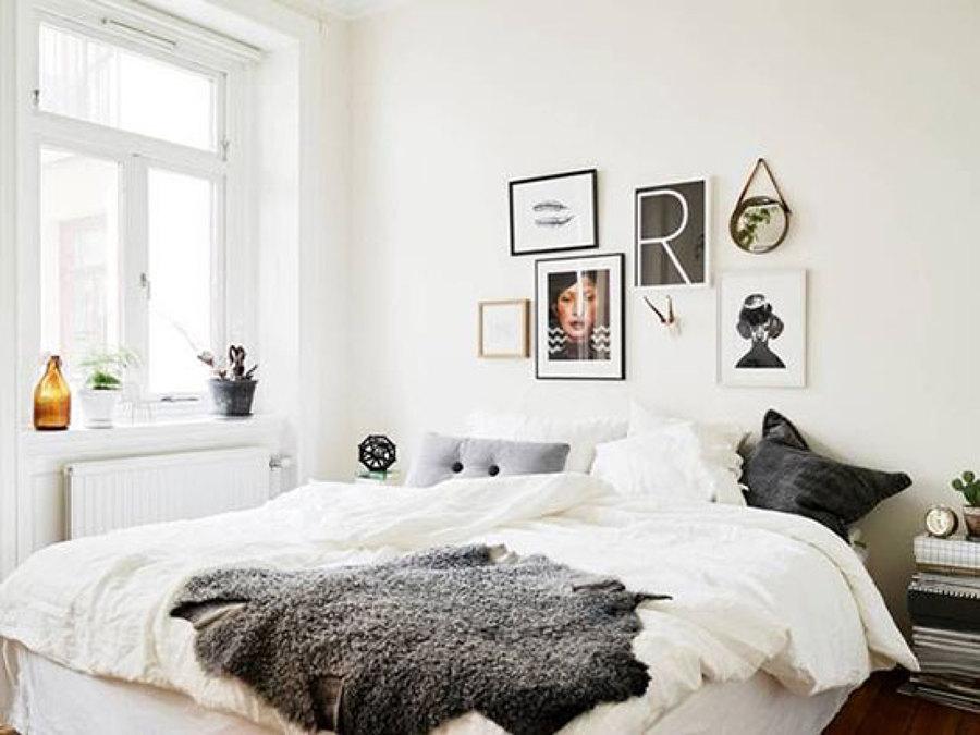 Foto cabecero cuadros de miv interiores 893933 habitissimo - Cuadros cabecero cama ...