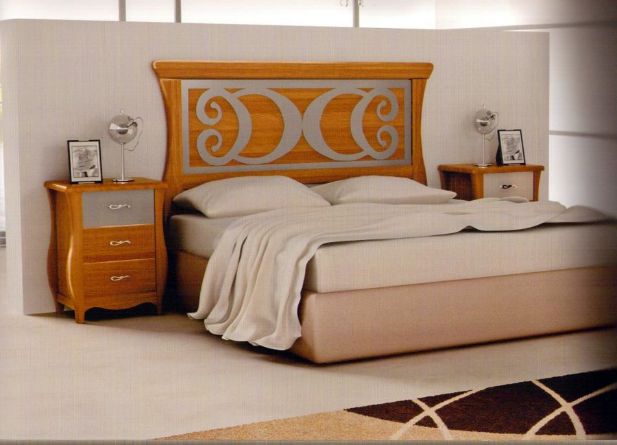 foto cabecero de cama clasico de servigrup multiservicios