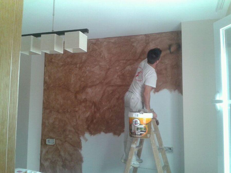 Trabajos realizados ideas pintores for Trabajo para pintores