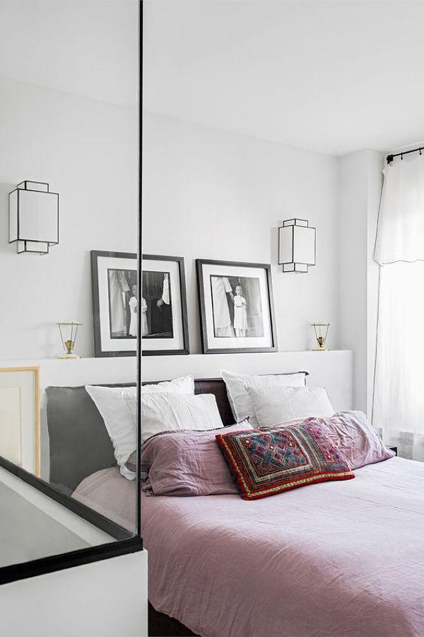 Enmarca tu cama con un cabecero de ensue o ideas decoradores - Cabecero con fotos ...
