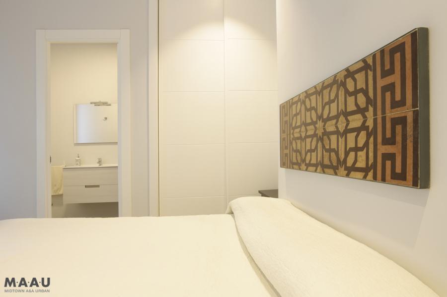 Cabecero Dormitorio principal