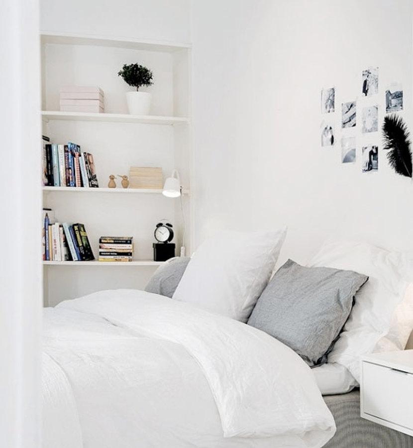 Foto cabecero fotos de miv interiores 893944 habitissimo - Cabecero estilo escandinavo ...