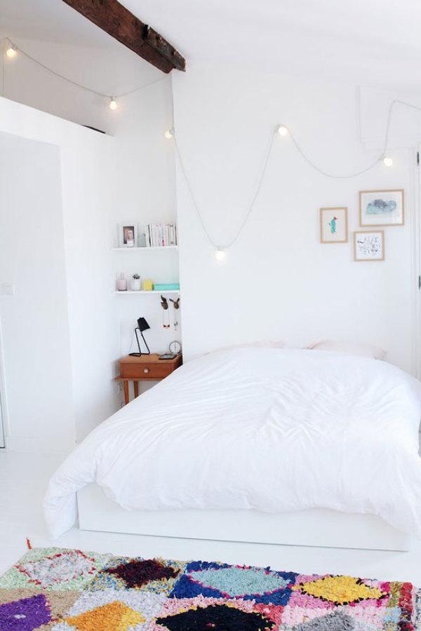 Foto cabecero luces y cuadros de miv interiores 893924 for Cuadros decoracion zaragoza