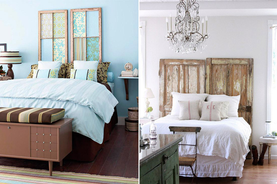 hazlo t mismo 5 ideas para montar un cabecero de cama nico ideas decoradores. Black Bedroom Furniture Sets. Home Design Ideas