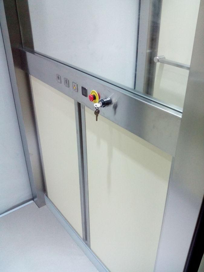 Instalaci n de un ascensor en una vivienda unifamiliar - Precio instalacion ascensor ...