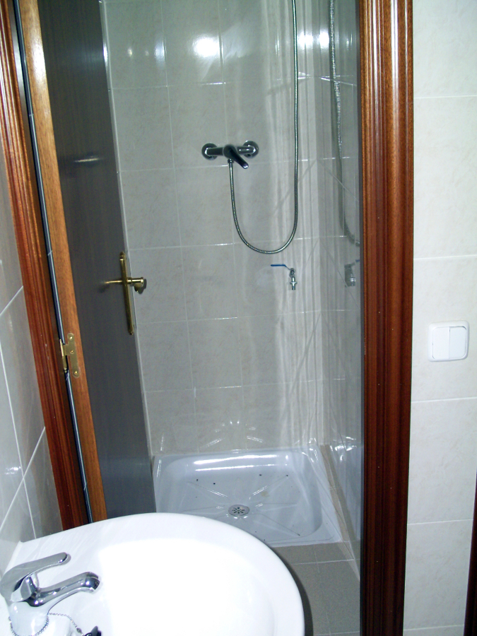 Cabina de ducha