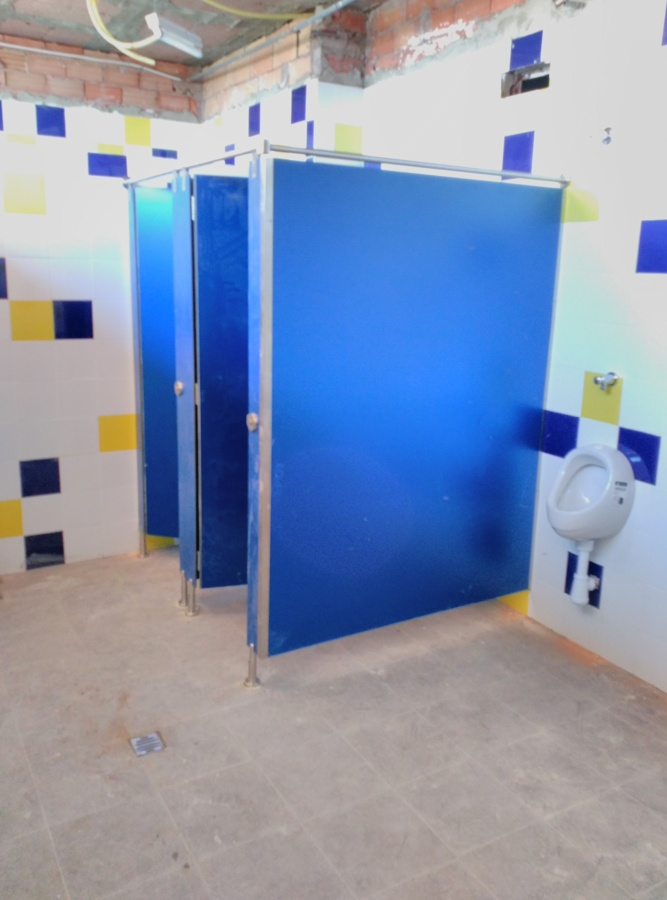 cabinas sanitarias, separadores inodoros