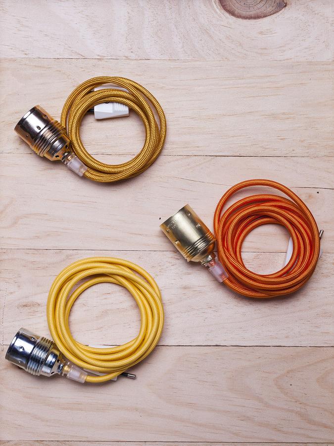Cable para lámpara