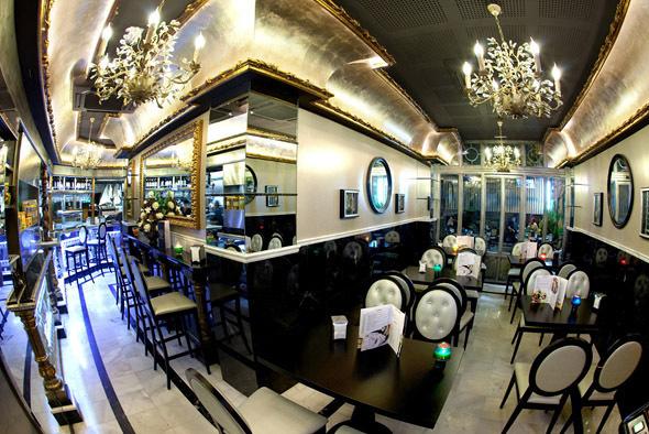 Foto cafe bar churreria desi de asesoramiento y proyectos - Proyecto bar cafeteria ...