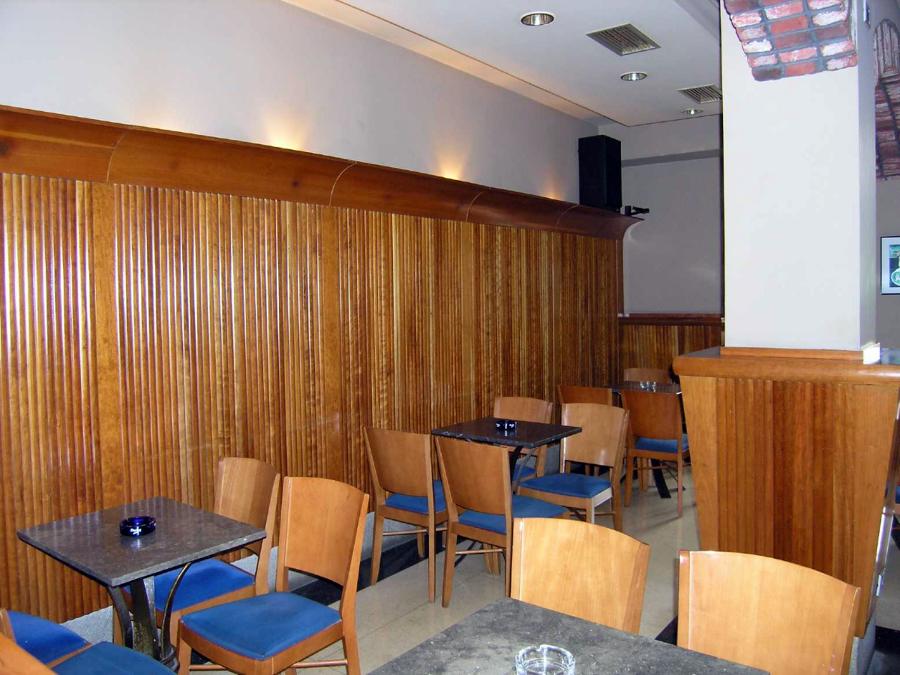 Café bar Gurugú