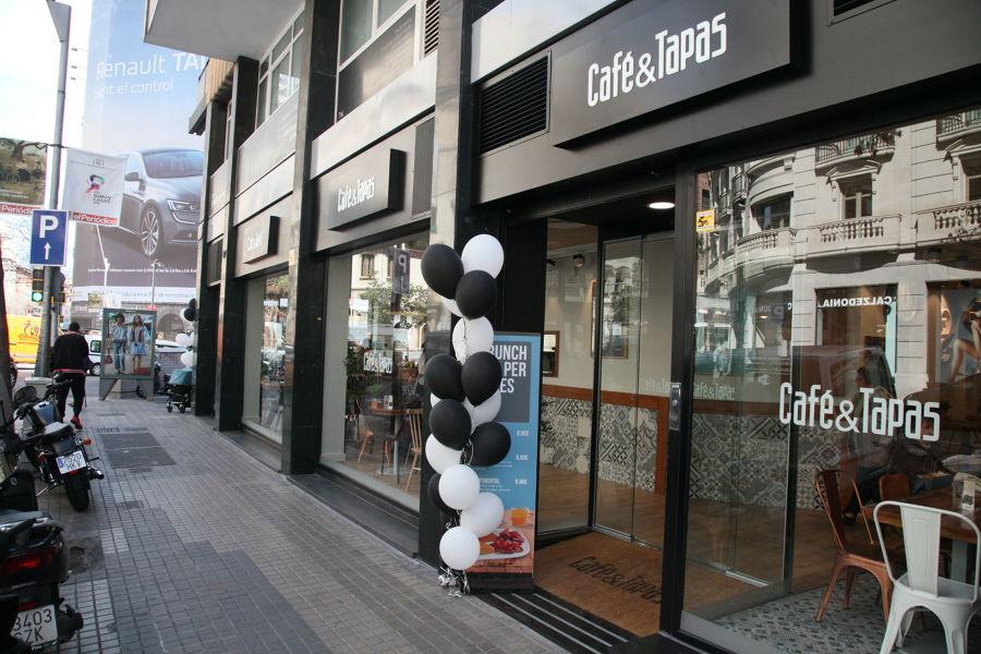 Café & Tapas - Balmes