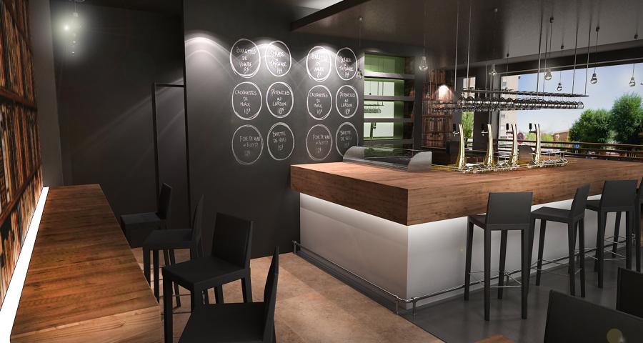 Cafetería-Bar en Getafe