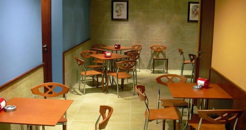 Cafeteria Bellver ( Moncada )