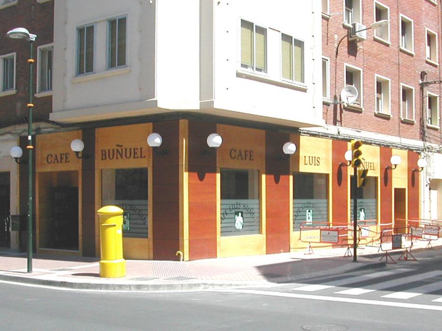 Cafetería Luis Buñuel.
