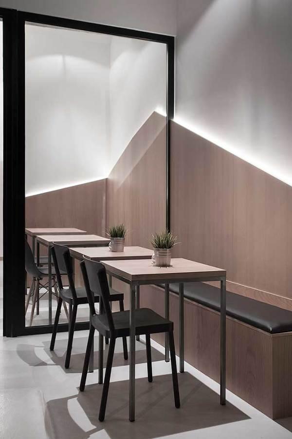 Cafetería Mirabous - detalle