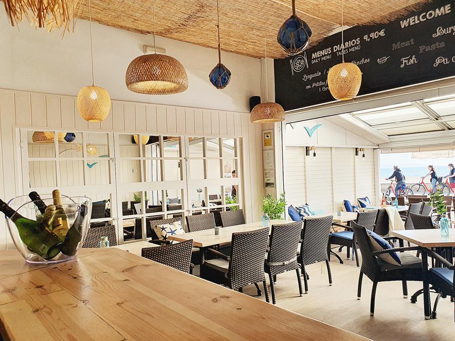 Cafeteria Playa