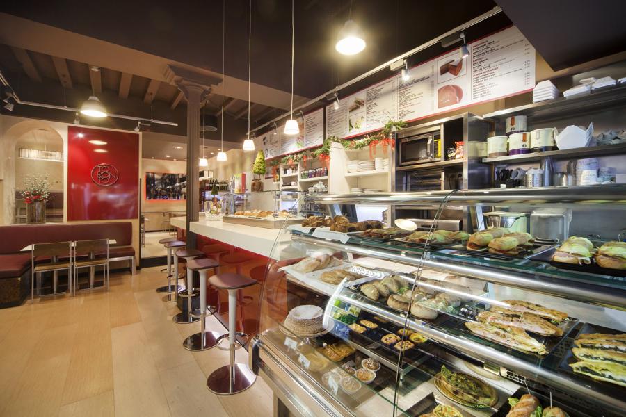 Cafetería Toronto