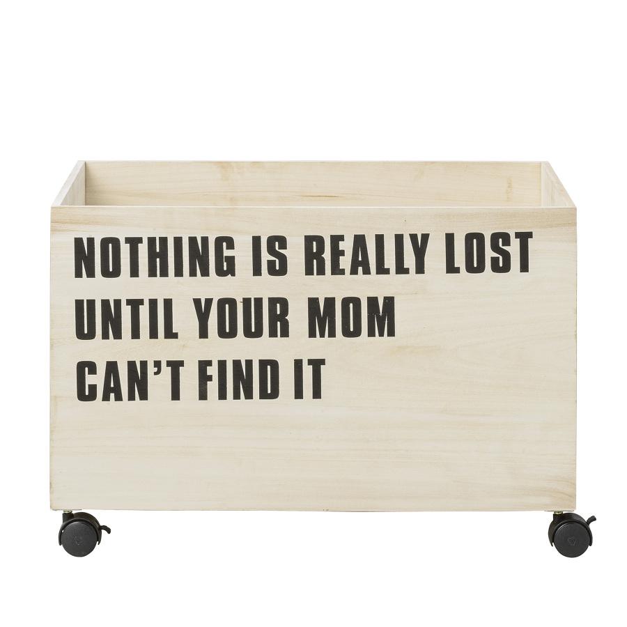 Cajón de almacenaje