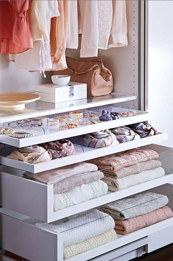 Cajones de armario