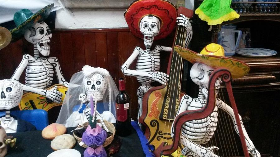 Calaveras de Halloween