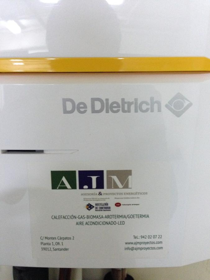 Caldera De Dietrich de 45Kw
