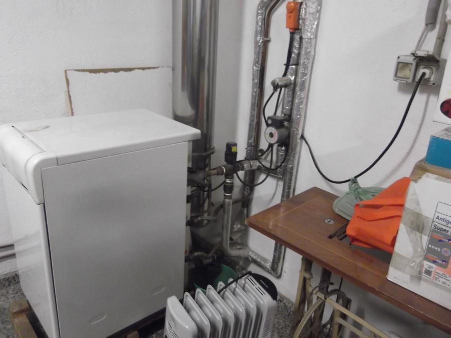 Sustitucion de caldera de gasoil ideas calefacci n - Caldera de gasoil ...