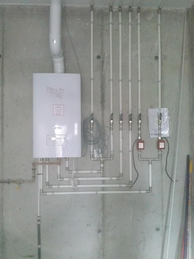 Termosif n y calefacci n a gas natural ideas placas solares - Placas de gas natural ...