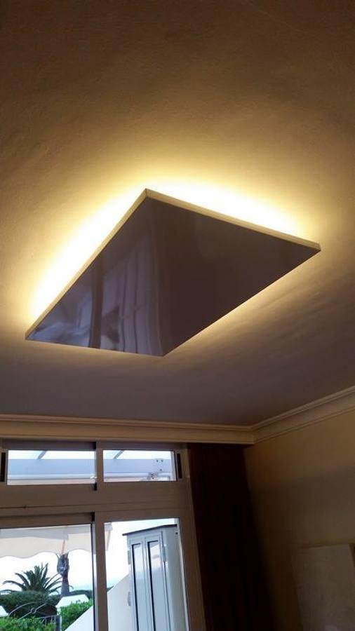 calefacción para el techo 450 hasta 750 vatios