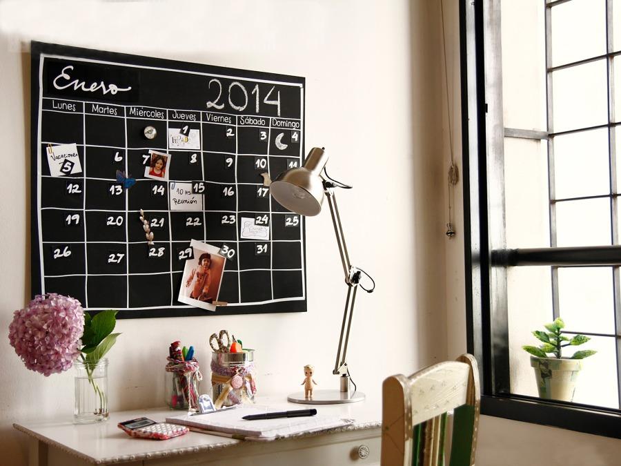 Cómo hacer Tu Propio Calendario | Ideas Decoradores