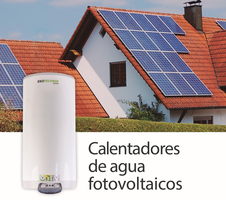 Calentador Híbrido Fotovoltaico para ACS