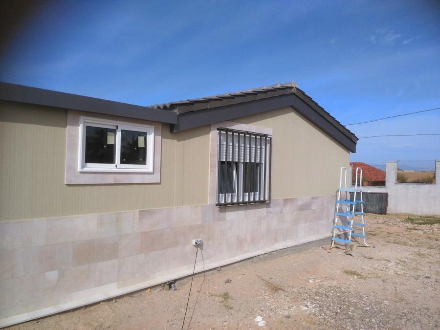 Trabajo de construcci n de casa prefabricada ideas - Construccion de casas prefabricadas ...