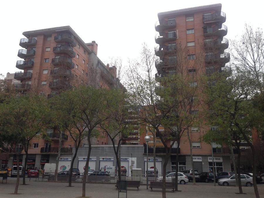 Calle Andrade esquina Puigcerdà, Barcelona