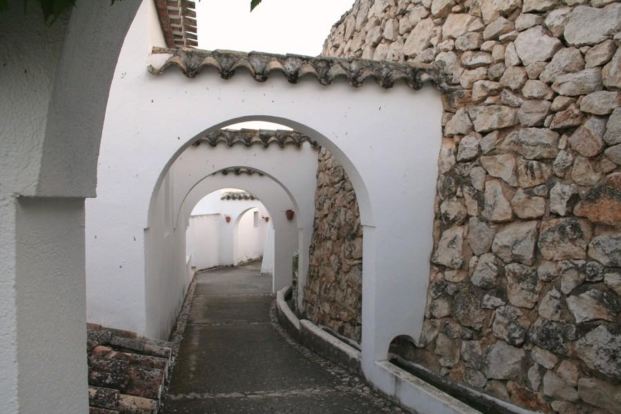 Calle de Los Arcos