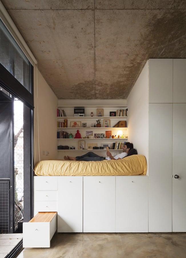 cama almacenaje