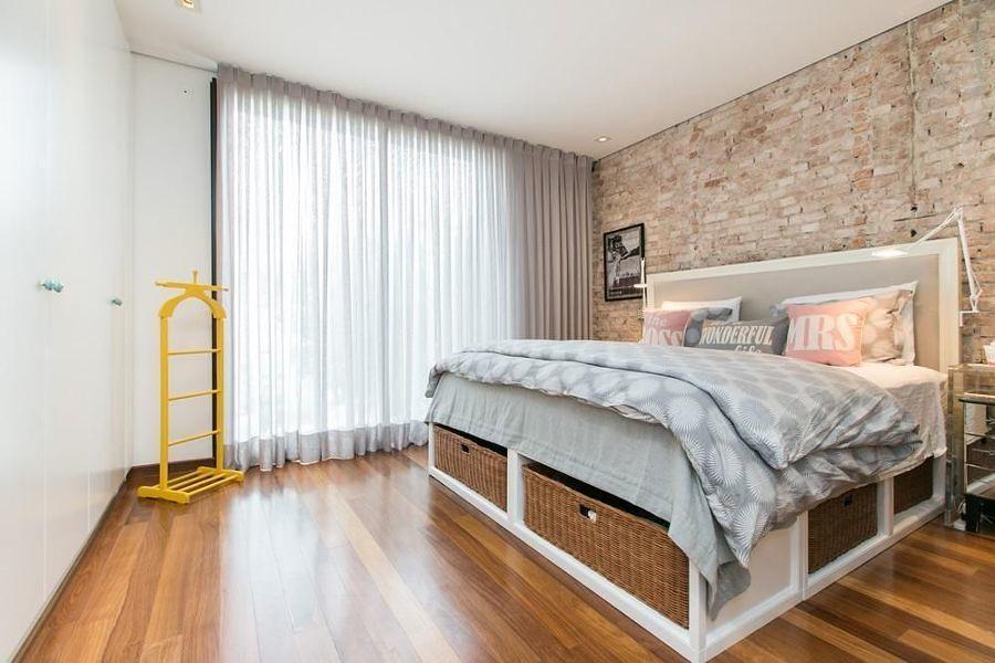 Foto cama almacenaje 1586156 habitissimo - Base cama almacenaje ...