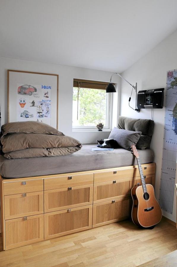 Soluciones para una Habitación sin Armarios | Ideas Decoradores
